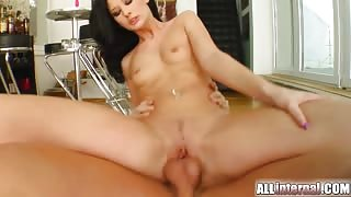 All Internal Sensational anal creampie for threesome girl