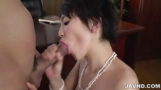 InsolentSakura Aida lets hunk to devour her pussy