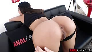 Eliza Ibarra has her perfect ass fucked