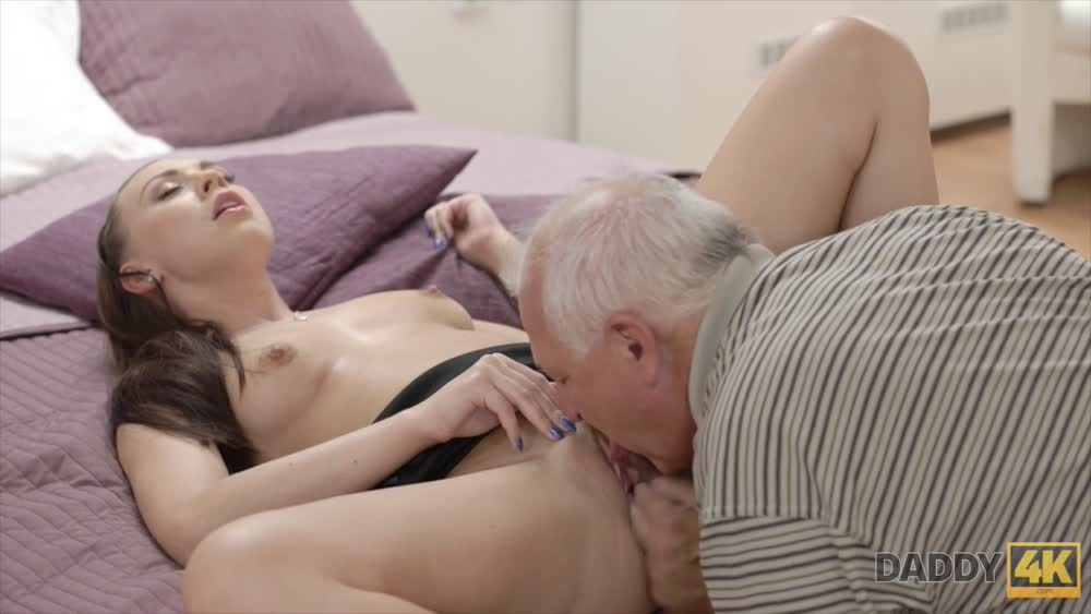 Dad Eating Pussy Orgasm
