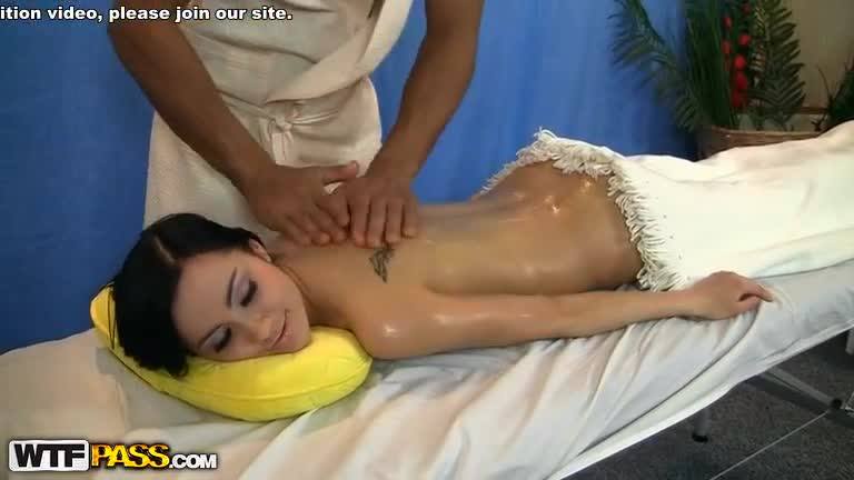 Horny Sex massage