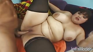Kelly Shibari - Fucking a Fat Asian Ass