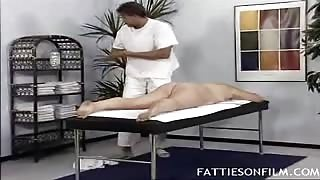 Fat Redhead Gets Happy Ending