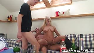 Old wet granny pussy
