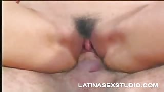 Seductive Cock Riding Latina