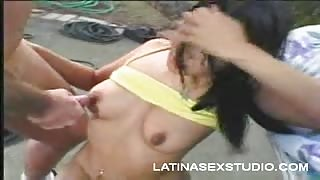 Intense Latina Oral