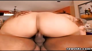 Amazing Ebony BBW Whore Gets Pounded video