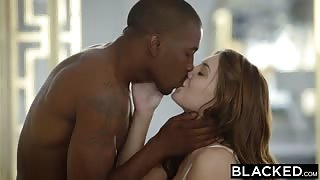 BLACKED Jojo Kiss interracial fuck with huge dick