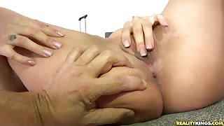 Aida Sweet gets her tight little pussy fucked.