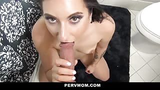 Alyssa Jade step mom fucked
